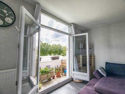 Appartement Pau 3 chambres de 87 m2 - garage - exposition  sud -