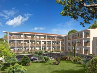 Trets - 3 pièce(s) - 58.8 m2 - 1er étage