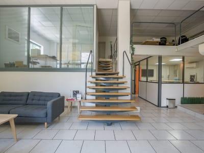 Appartement LOFT avec Jardin Aix En Provence 4 pièce(s) 126.5 m2