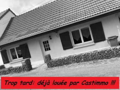Maison 2 chambres en campagne