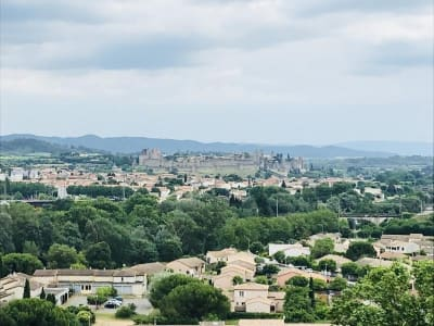 Carcassonne - 4 pièce(s) - 101.29 m2 - -1ème étage
