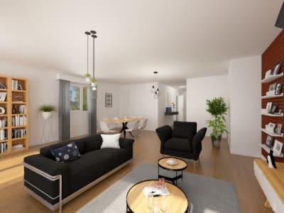 Villa 6 - 6 pièces - 134m² - 6 Chambres - Jardin 99m²