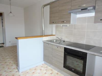 Le Coteau - 2 pièce(s) - 40.12 m2 - 2ème étage