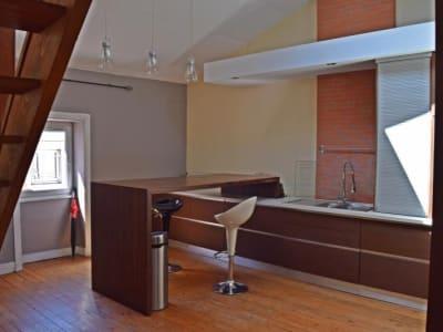 Roanne - 5 pièce(s) - 119 m2 - 3ème étage