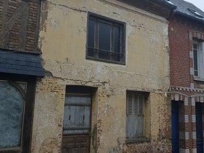 Maison à réhabiliter située dans le secteur de Gaillefontaine