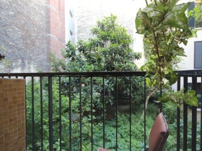 Studio avec Balcon - Sur Jardin