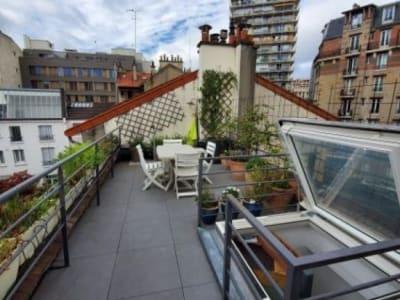 Paris 13 - 5 pièce(s) - 100 m2