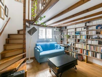 Paris 14ème - 3 pièce(s) - 58 m2