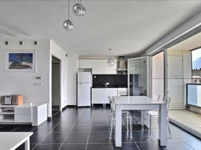 Grenoble - 2 pièce(s) - 50 m2 - 4ème étage