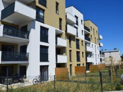Caen - 3 pièce(s) - 60.89 m2 - 3ème étage
