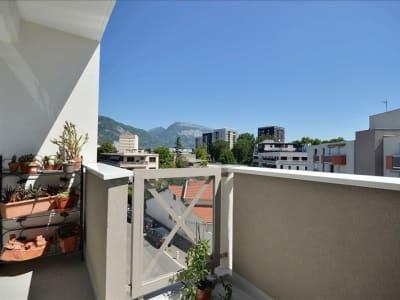 Grenoble - 3 pièce(s) - 71 m2 - Rez de chaussée