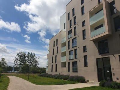Caen - 2 pièce(s) - 35.54 m2 - Rez de chaussée