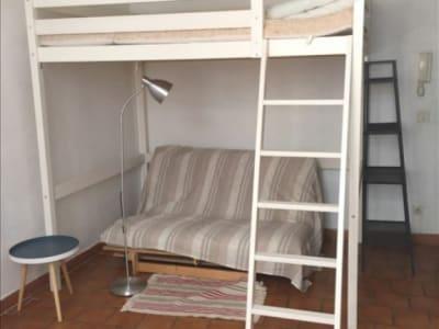 Aix En Provence - 1 pièce(s) - 18.26 m2 - 1er étage
