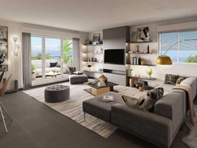 Rueil Malmaison - 2 pièce(s) - 44.26 m2 - 3ème étage