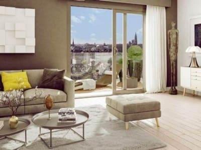 Rueil Malmaison - 3 pièce(s) - 63.98 m2 - 4ème étage