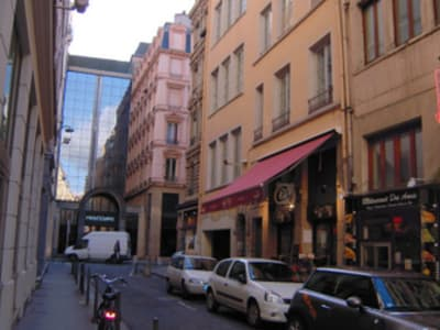 Lyon - 1 pièce(s) - 21,04 m2