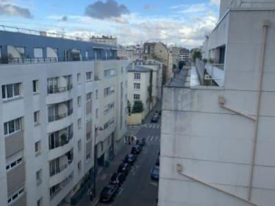 Paris 15 - 2 pièce(s) - 45 m2 - 6ème étage