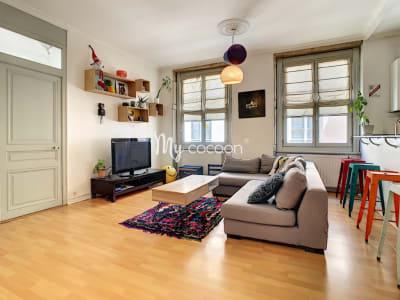 Rare - Appartement 3 pièces 64 m² - Croix Paquet - 69001