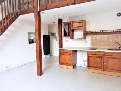 Appartement Grenoble - 2 pièce(s) - 40.73 m2