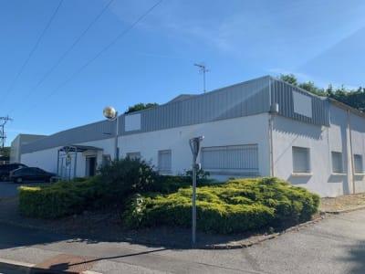 Local d'activité Quimper 1410 m2