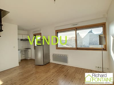 Appartement Cesson Sevigne T1 bis 24.26 m2