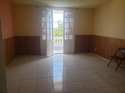 Appartement T3 Le Moule