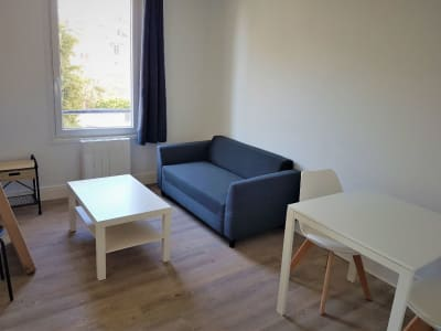 COTY APPARTEMENT 2P MEUBLE RENOVE