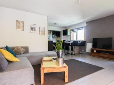 Appartement type 3 - Calme et lumineux - 68.06 m2 - Cognin