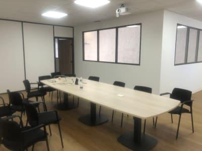 bureaux - 5 pièces - 115 m2