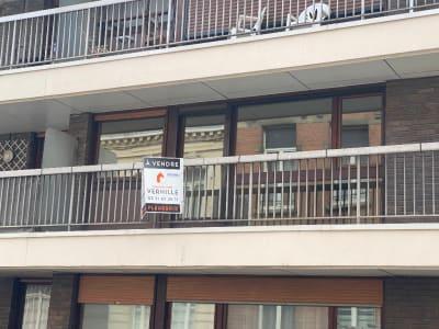 Appartement Armentieres 1 pièce(s) 33.98 m2