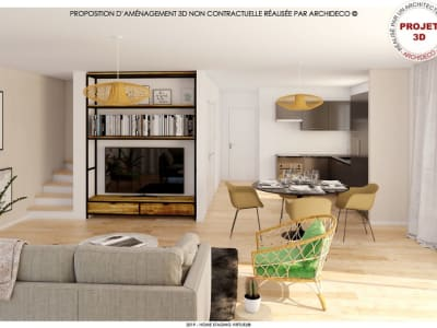 Saint-genis-laval - 5 pièce(s) - 116 m2