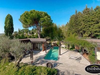 Villa plain-pied 6 pièces 210 m² Biot