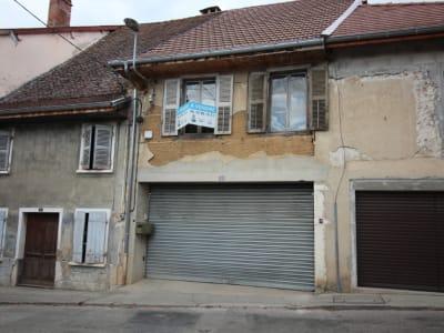 Maison - 168 m² - centre village - Saint Genix Sur Guiers