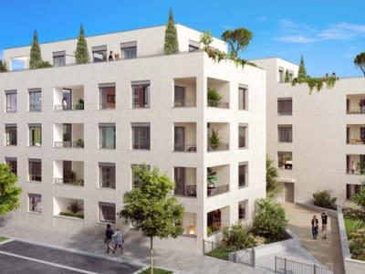 Appartement Lyon 2 pièce(s) 43.4 m2
