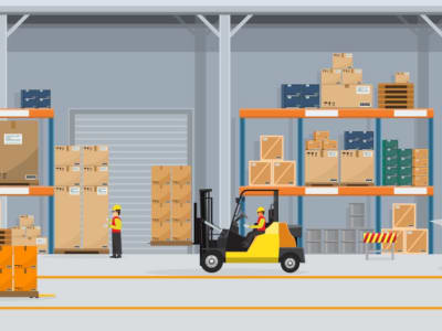 Entrepôt de stockage Les Milles 1700 m2