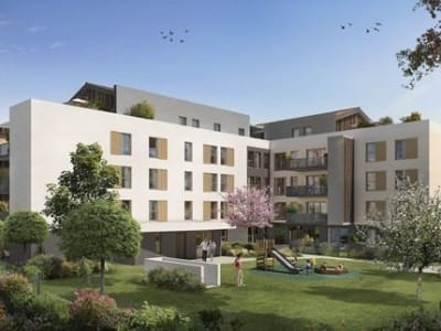 Appartement  3 pièce(s) 64.4 m²