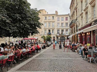 Fonds de commerce Restaurant Bordeaux hypercentre E1 bis