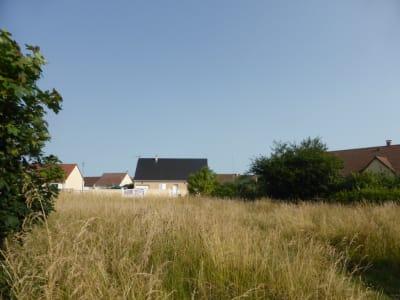 Terrain à bâtir Courville Sur Eure 647 m2