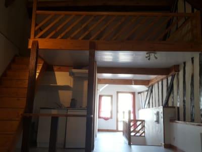 APPARTEMENT AUBIGNY SUR NERE - 2 pièce(s) - 46 m2