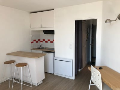 Appartement T1 meubl? - TOULOUSE/MONTAUDRAN