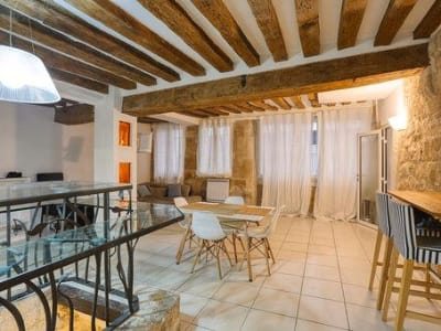 Appartement Paris 5 pièce(s) 162 m2