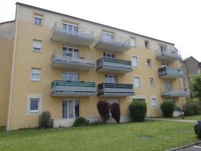 Moulins - 3 pièce(s) - 63.15 m2 - Rez de chaussée