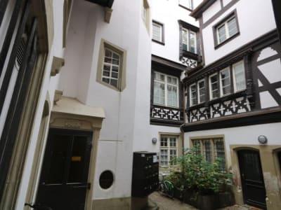Strasbourg - 3 pièce(s) - 92 m2 - 1er étage