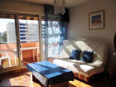 Le Lavandou - 2 pièce(s) - 25 m2 - 3ème étage