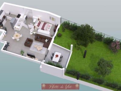 Bormes Les Mimosas - 2 pièce(s) - 65.7 m2 - Rez de chaussée