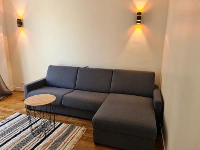 Paris - 2 pièce(s) - 36 m2 - 1er étage