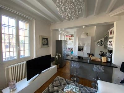 St Germain En Laye - 2 pièce(s) - 41.42 m2 - Rez de chaussée