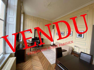 St Germain En Laye - 2 pièce(s) - 40.95 m2 - 1er étage