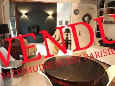 Saint Germain En Laye - 2 pièce(s) - 38.73 m2 - 1er étage