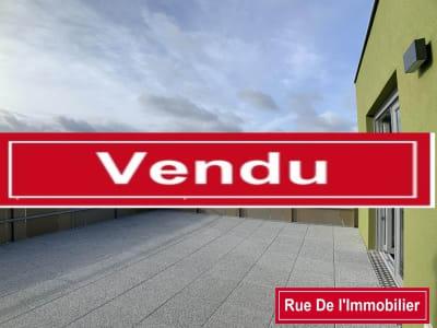 Haguenau - 4 pièce(s) - 87.72 m2 - 4ème étage